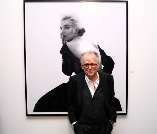 "Dior and The Weinstein Company's Opening Of ""Picturing Marilyn"" At Milk Gallery - Inside"