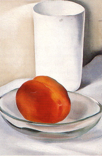 Georgia-O_Keeffe-Peach-and-Glass-1927-large-1177025478